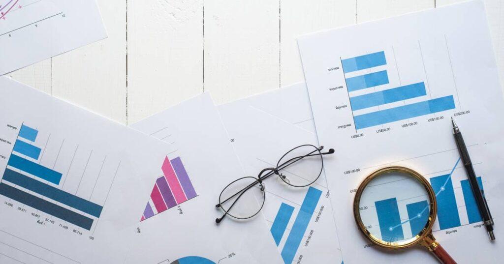 esempio grafici e stumenti utilizzati da consulenti finanziari indipendenti